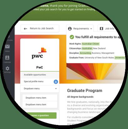 Graduate Job search engine